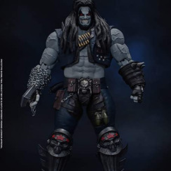 """Lobo """"Injustice: Gods Among Us"""", Storm Collectibles 1/12"""