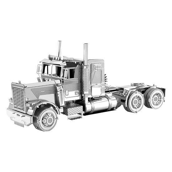 Freightliner - Long Nose by Metal Earth