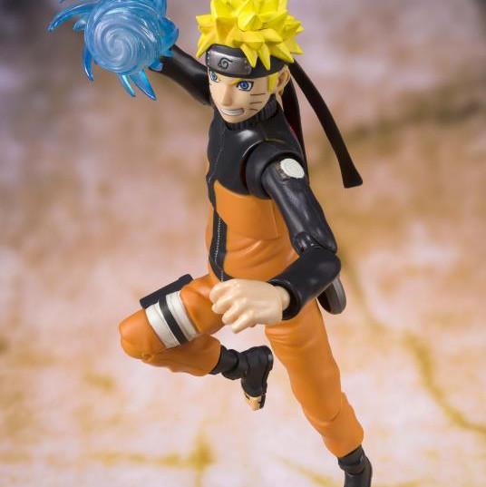 """Naruto Uzumaki [Best Selection] """"Naruto Shippuden"""", Bandai SH Figuarts"""