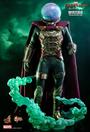 Mysterio Spider-Man: Far From Hom 1/6 by Hot Toys