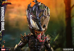 Venomized Groot by Hot Toys Television Masterpiece Series – Spider-Man: Maximum