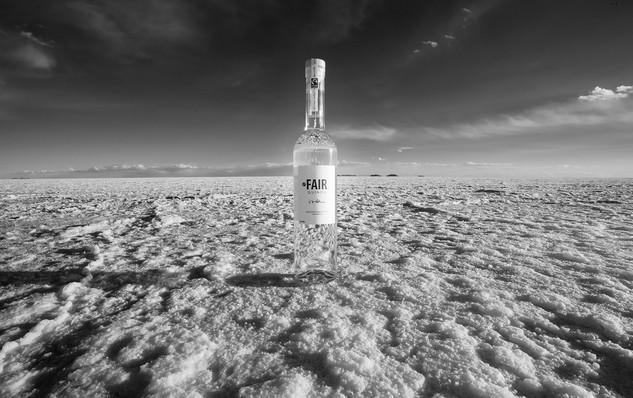 Reportage en Bolivie pour la marque Fair Vodka