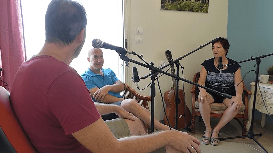 מסע הנשמה פרק 12 חלק שלישי פודקאסט המעלית - עם דני גולן, יניב אדרי ונורית אלדר