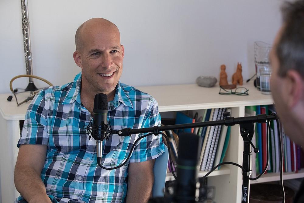 חרדת הלמצה - פרק 5, פודקאסט המעלית עם יניב אדרי ודני גולן