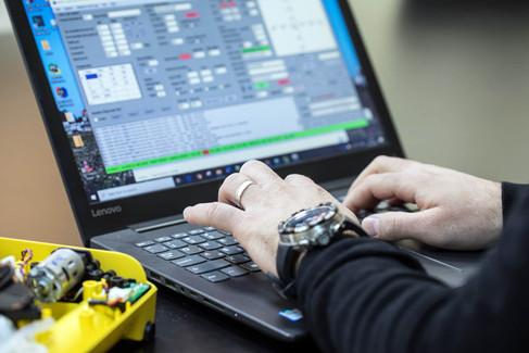 Control Panels Development