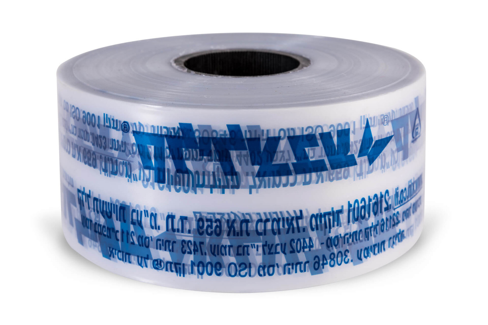 Packaging tapes for branded wrappers