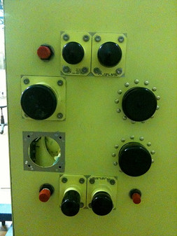 Control system-an aviation project