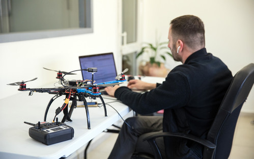 Embeded Drones