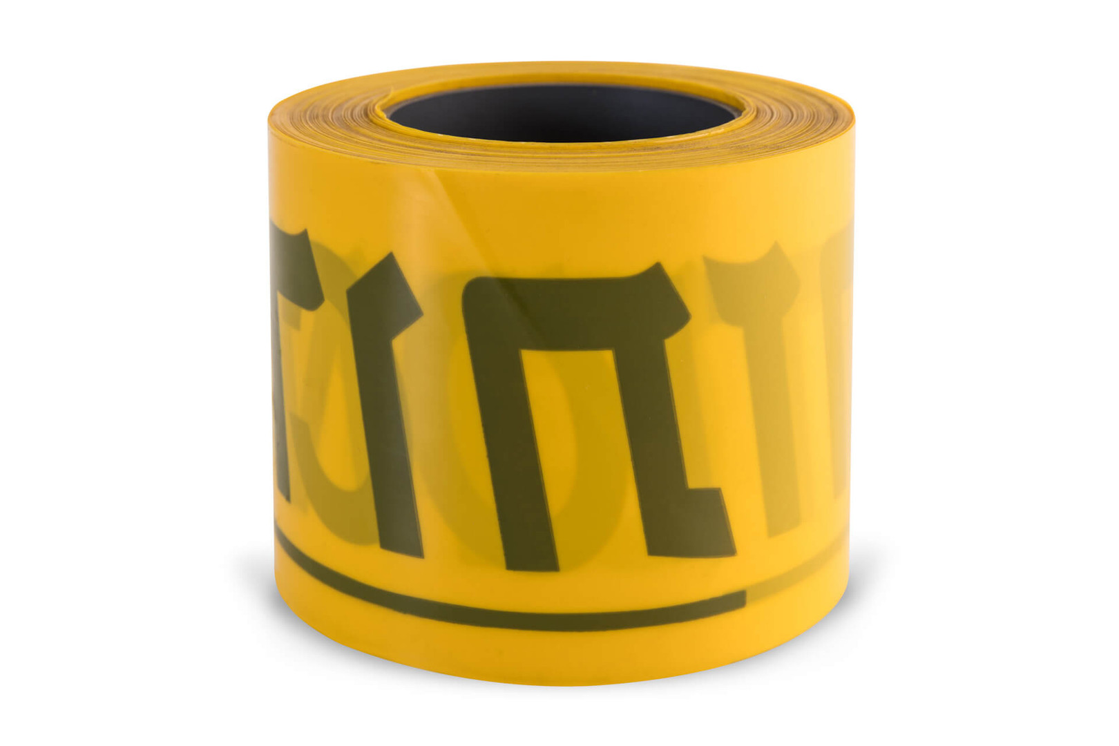Caution sign tape