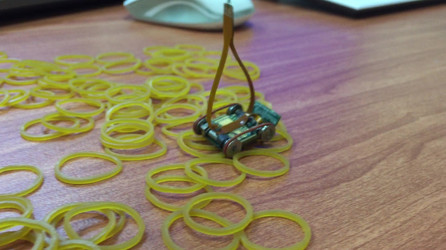 Micro Robot & sensors