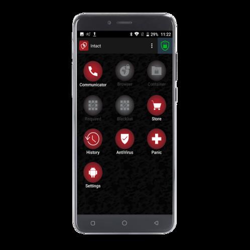 IntactPhone Arcane