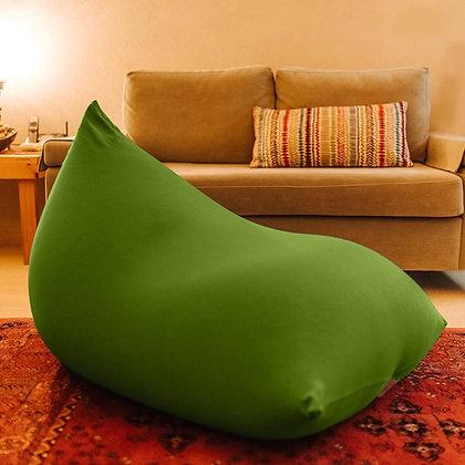 פוף טיפה ירוק זית