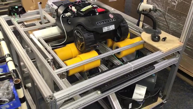 Robots' Test Jigs- System Testing Equipment (STE) and Automated Test Equipment (ATE)