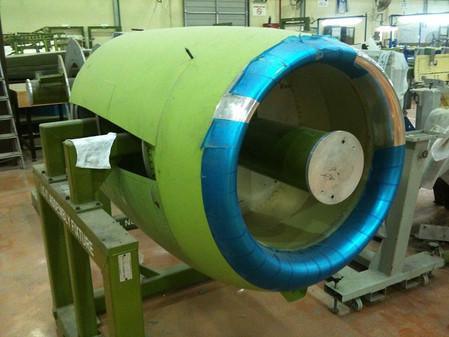 Baz Airborne Components & Assemblies Ltd – Fuel tank development for IAI
