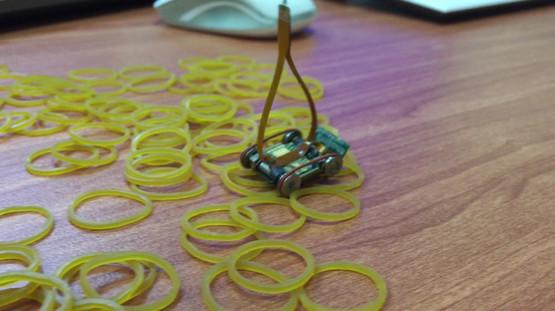 Micro Robots & Sensors