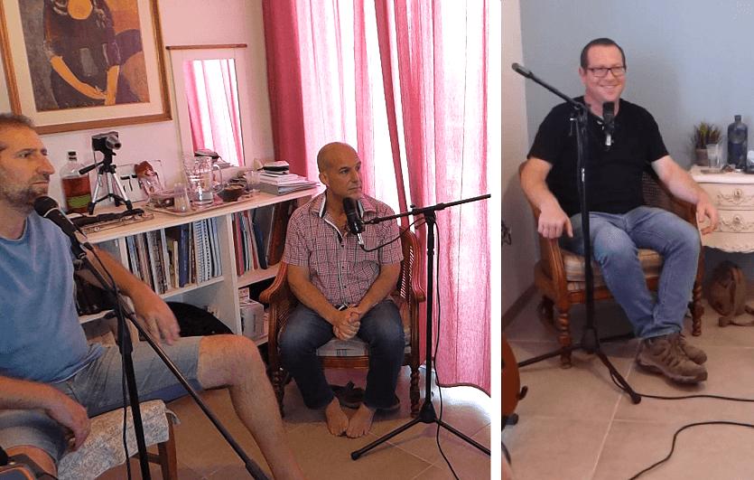 פרק מסכם על צ'אקרות עם דובב גלס - פודקאסט המעלית עם יניב אדרי ודני גולן