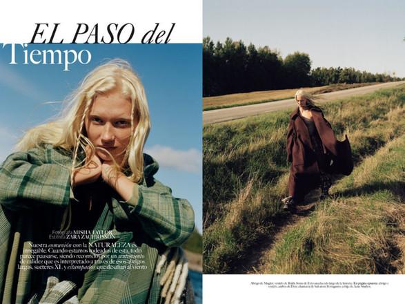 Vogue Mexico / Ph Misha Taylor