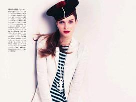Vogue Japan / Ph Andreas Sjödin