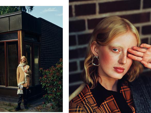 ELLE / Ph Angelina Bergenwall