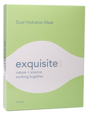 DUAL HYDRATION FACE MASK