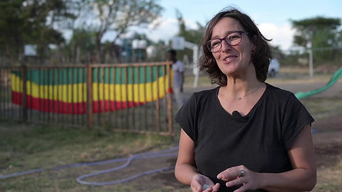 Dr Isabel Diaz interview with