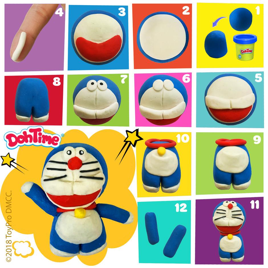 We all need a friend like Doraemon