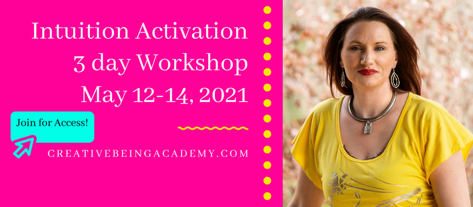 Intuition Activation Challenge!