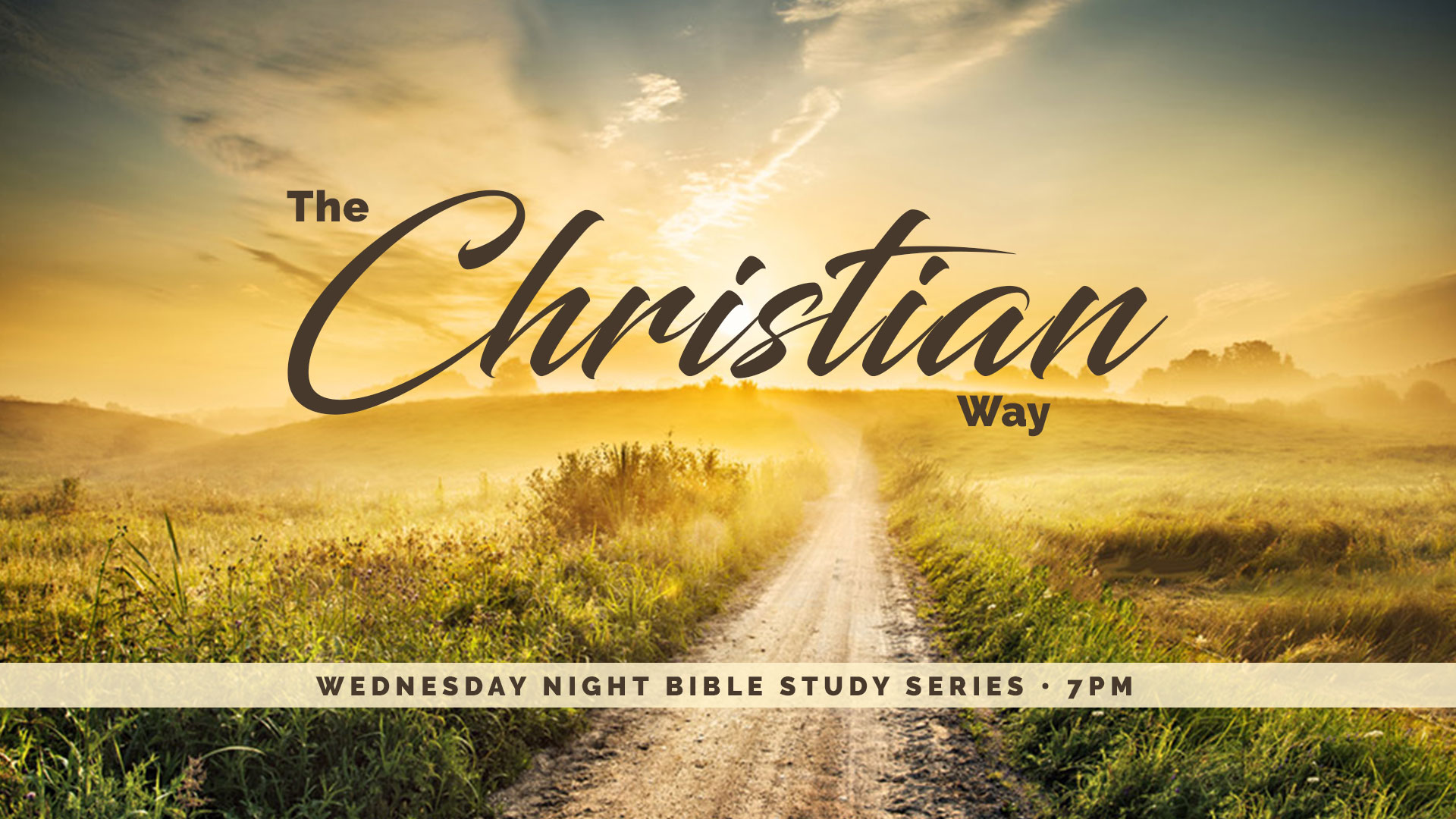 The Christian Way Bible Study
