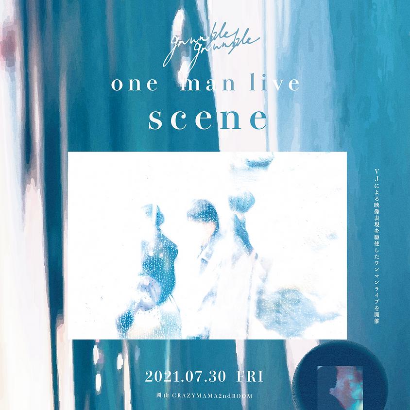 ONE MAN LIVE『scene』