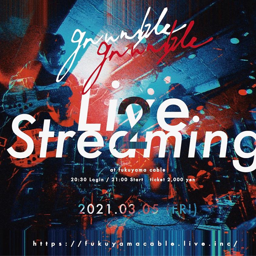 【配信LIVE】grumble grumble Live Streaming Vol.2