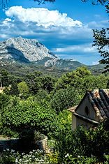 Mont Ste-Victoire, Provence, France. © Photos by Pharos 2011
