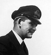 Lt. Johnnie C. Ruse, RCNVR,  X-craft captain.