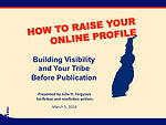 Title slide small-Online Presence (PMWG