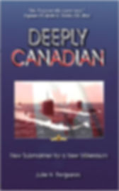 Cover of Deeply Canadian, 2000