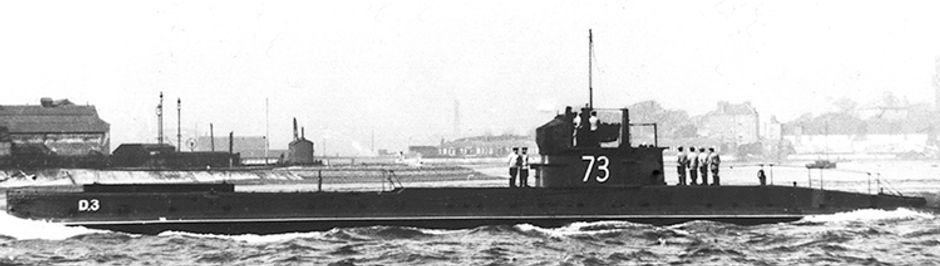 HMS/M D3