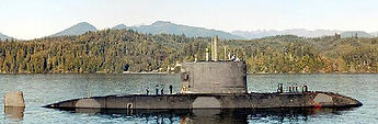 HMCS/M Victoria. (Photo: DND)