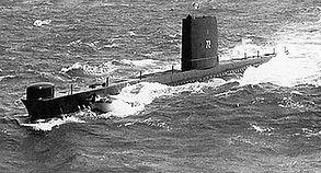 HMCS/M Ojibwa (DND)
