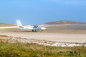 Barra's Airport on the Cockle Strand ©PhotosbyPharos 2014