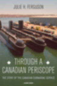 Cover of Through a Canadian Periscope, 2nd ed.; due Spring 2014 from Dundurn.