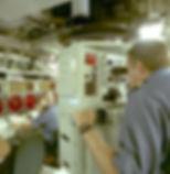 Periscope on a Victoria class submarine (DND BR816-194)