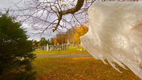 Ghosts of the Berkshires--and of our Cemetery!