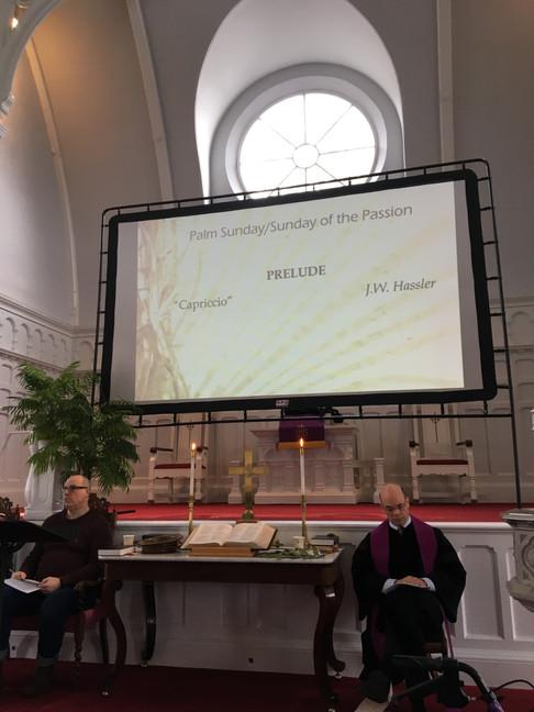 Multimedia worship