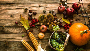 Harvest Supper's Coming Up--Oct. 27