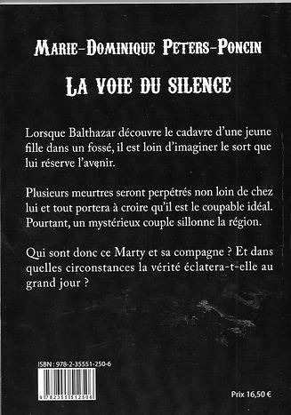 LA VOIE DU SILENCE