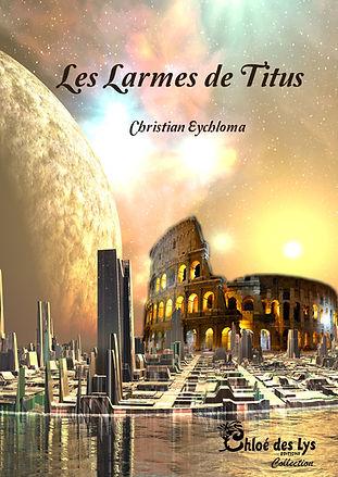 « Les Larmes de Titus » est la suite de « Mon Amour à Pompéi », roman ayant connu un vif succès auprès d'un grand nombre de lecteurs.  Il s'agit cette fois d'une incursion de nos héros très contemporains dans la capitale de l'empire romain du premier siècle, pendant le règne de l'empereur Titus, dans le cours d'une Histoire déjà quelque peu altérée par les précédents voyages temporels.  Un récit captivant mêlant habilement fiction et Histoire officielle !