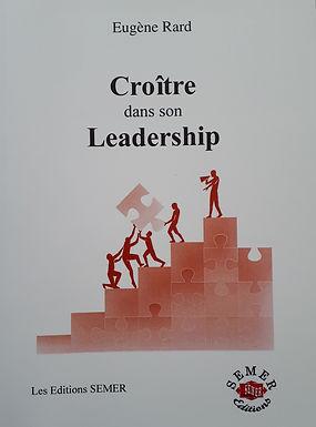 Croître dans son Leadership