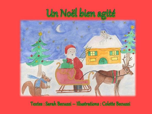 Lorsqu'il entend du bruit dans son salon la nuit de Noël, Sébastien pense qu'il va enfin rencontrer le Père Noël. C'est une surprise bien différente qui l'attend.