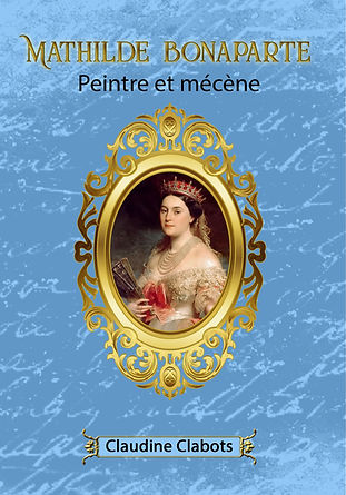 """""""Mathilde est la nièce de Napoléon Ier et la cousine de Napoléon III, qu'elle a failli épouser. Forcée par son père, Jérôme, d'épouser un riche industriel russe, elle est très malheureuse. Lors d'un voyage à Moscou et Saint-Petersburg, elle rencontre le Tsar qui lui """"organise"""" sa séparation. Riche, elle ouvre deux salons à Paris où elle reçoit les plus grands artistes du XIXe siècle. Généreuse, elle aide des jeunes à se lancer et est aussi une talentueuse artiste. Elle est le témoin de tous les grands bouleversements à Paris""""."""