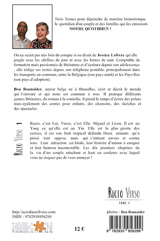 RECTO Verso Tome 2