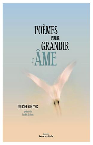 Il est de ces poèmes qui vous transportent le cœur, éclairent votre âme jusqu'à la voir grandir bien au-delà du monde réel. Un monde où l'imaginaire suit la courbe du temps jusqu'à ce que le présent en devienne la seule ligne perceptible, droite et absolue. Un bout d'éternité adossé à des mots. Ces mots que Muriel Odoyer a « l'art de broder, de tisser entre eux pour en faire un texte au sens fort ». Il vous suffira juste « d'emprunter le chemin qui mène vers soi en passant par les autres » et surtout faire sens.